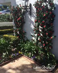 Azalea Topiary Uv Stabilized Silk Plants Flowers And Trees Make Be Leaves