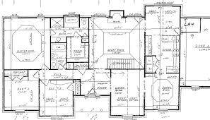 floor plan of a house with dimensions home design floor plans with dimensionsse for bedrooms cool plan