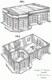 gas station floor plans line drawing of an oblong box gas station and floor plan ts3