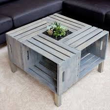 Coffee Table From Pallet 25 Unique Diy Pallet Table Ideas