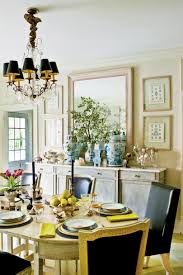 refined traditional thanksgiving table setting southern living