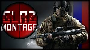 glaz rainbow six siege montage youtube