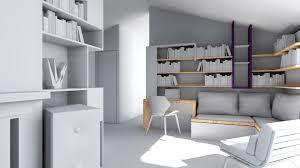 bureau bibliotheque un salon un bureau et une bibliothèque jonathan bulka