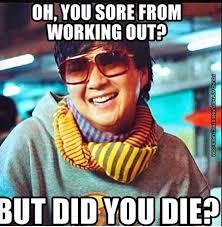 But Did You Die Meme - but did you die fitness llc home facebook