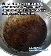 enlever odeur de cuisine l astuce pour se débarrasser des odeurs tenaces dans une casserole