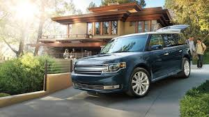 Ford Flex Interior Photos 2017 Ford Flex Sunset Ford St Louis Mo