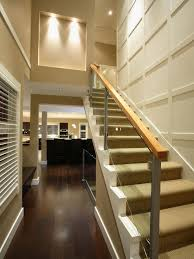 Glass Stair Banister Glass Staircase Railing Houzz