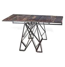 convertible coffee dining table industrial loft convertible coffee dining table wooden industrial