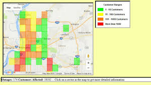 Mlgw Power Outage Map Thousands Without Power As Severe Storm Brings Rain Wind To