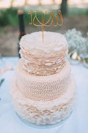 gold wedding cake topper 28 inspirational pink wedding cake ideas elegantweddinginvites
