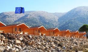 le cabanier wooden houses lebanon