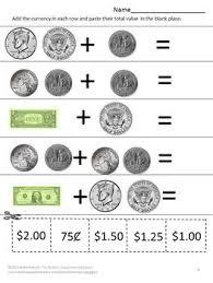 coin identification worksheet die besten 25 counting coins worksheets ideen auf