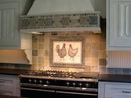 stove tile backsplash kitchen stove kitchen range and hood walker