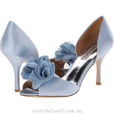 light blue womens dress shoes badgley mischka dress shoes light blue shoes thora women s 72 91