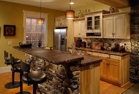 bar about home on basement rustic finished basement ideas wet