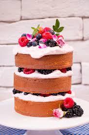mini cake de coco com creme de framboesa u2013 bolo pelado