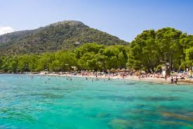 Majorca Spain Map The Best Beaches Of Majorca
