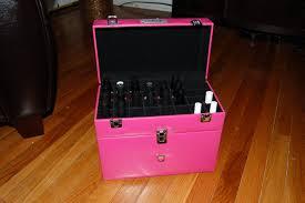 diy nail polish storage box homestylediary com
