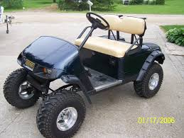 lifted cars canadian golf cars new u0026 used golf carts