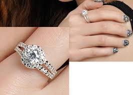 groupon wedding rings 4 carat ring groupon wedding rings ideas