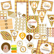 thanksgiving pictures to color and print free 11 free printable thanksgiving table decorations