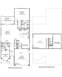 Garage With Loft Plans Designs For Narrow Lots Time To Build Garage With Loft Floor Plans