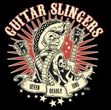 seven deadly sins guitar slingers seven deadly sins diablorecords