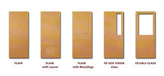 Flush Exterior Door Solid Wood Doors Decoration Lofihistyle Solid Wood