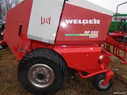 welger 220 profi hay and forage machines 2003 nettikone