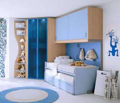 Bedroom  Teenage Blue Small  Bedroom Design Ideas With Small - Modern small bedroom design
