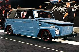 Vw Thing Side Curtains The 2015 Barrett Jackson Auctions In Scottsdale