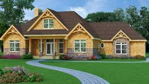 one level homes one house plans blueprints such as ranch style