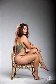 its nice to see a model who isn u0027t skin and bones the tattoo is
