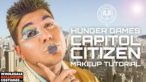wholesale halloween costumes com hunger games makeup tutorial wholesale halloween costumes blog