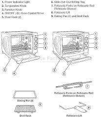 Hamilton Beach Toaster Convection Oven Parts For 31197r Hamilton Beach Small Appliances