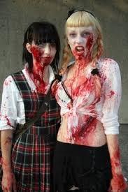 Zombie Halloween Costumes Girls Zombie Halloween Costume Photo Album Zombie