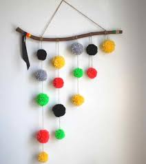 Recycled Wall Decorating Ideas Wall Decoration Ideas From Waste Material Home Interior Decor