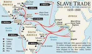 what part of africa did most slaves come from trade quora
