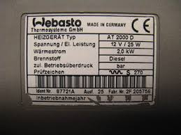 cleaning and servicing a webasto air top 2000 d 13 steps