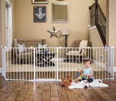 Extra Wide Pressure Fit Safety Gate Best Safety Gates U2013 Guide And Reviews