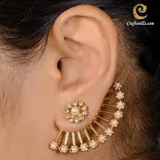 ear cuff online pin by jahnvi jethi on jewellery n accessories