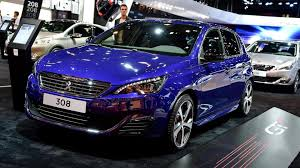 peugeot pars sport 2015 peugeot 308 gt classes up paris