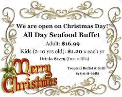 Grace Buffet U0026 Grill Chinese tropical buffet u0026 grill home northridge california menu