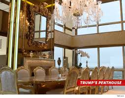 Trump S Penthouse Donald Trump It U0027s Curtains For Hillary Clinton Photo Gallery
