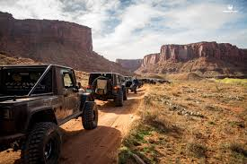 moab jeep safari 2017 moab ejs kane creek canyon trail 2016 teraflex