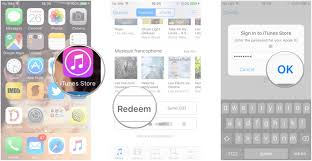 How To Redeem Itunes Gift Card On Iphone - how to gift and redeem content on the itunes store for iphone and