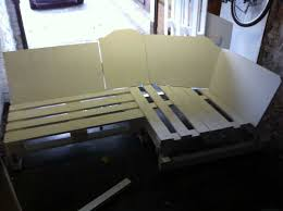Wooden Furniture Sofa Corner Pallet Sofa Part 2 Sofa Corner And Core Assembly Pallet