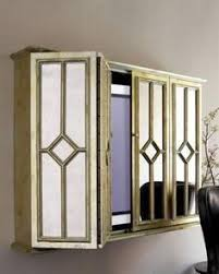 Wall Hung Tv Cabinet With Doors by Easy And Cheap Wall Mounted Tv Cabinet Diy Projects To Try