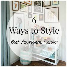 how to decorate a corner living room living room how to decorate empty corner in