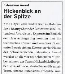 hickenbick extensions promis presse